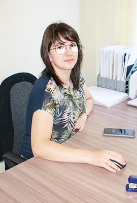 Екатерина Коляда