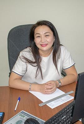 Марал Ынтыкбаева