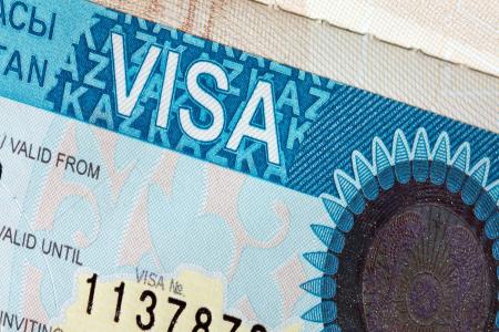Рабочая-виза в Казахстан